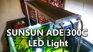 Sun Sun Led Light Sunsun Led Light Ade 300c