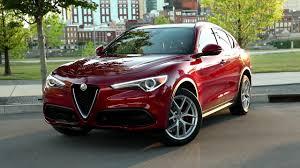 Alfa Romeo Stelvio Fog Lights 2018 Alfa Romeo Stelvio Led Headlamps Tail Lights