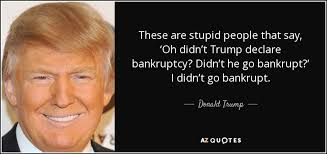 Stupid Trump Quotes Unique Donald Trump Quote These Are Stupid People That Say 'Oh Didn't