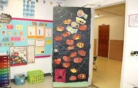 Classroom door decorations for halloween Elementary School Halloween Classroom Decorations Fuderosoinfo Halloween Classroom Decorations Classroom Decorations Home