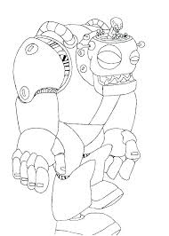 Plants Vs Zombies Coloring Pictures Zombie Coloring Pages Free