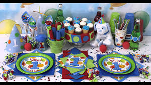 Small Picture Boy birthday party themes decorations at home ideas YouTube