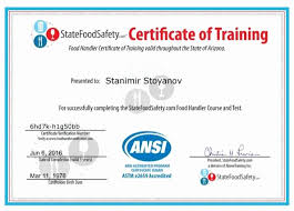Food Safety Course Answers Simple Food Manager Certification Online Newsbbc