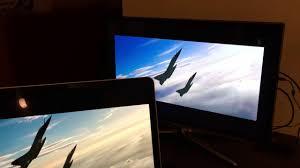 imac verbinden met tv draadloos