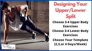 the upper lower split 3 effective at