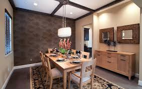 chic mid century modern clean eclectic cosmopolitan contemporary dining