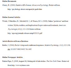 bunch ideas of apa format article reference example about sample  bunch ideas of apa format article reference example about sample