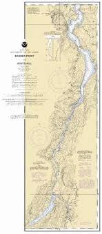 Lake Champlain Barber Point Ny To Whitehall Ny Right Marine