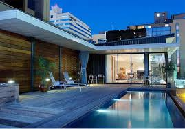 ... Schwimmbad - A stunning roof terrace design - 15 rooftop pools that  will look just