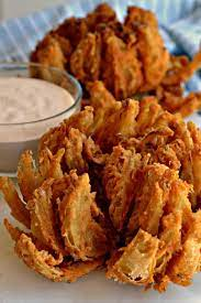 easy blooming onion small town woman