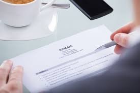 Header Tips Personal Information For Your Resume Careerealism