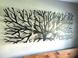 metal wall art decor 3d mural