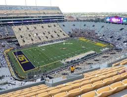 Lsu Tiger Stadium Section 641 Seat Views Seatgeek