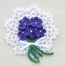 Free Crochet Flower Patterns Magnificent 48 Free Crochet Flower Patterns FaveCrafts