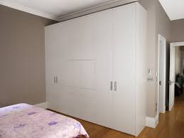 contemporary fitted bedroom furniture. White Wood Contemporary Fitted Wardrobe Bedroom Furniture