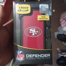 iphone 55s san francisco 49ers otter box defender case comes with belt clip box san francisco office 5