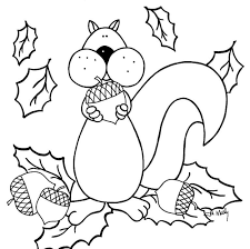 Small Picture Cute Squirrel Coloring Pages Animal Coloring pages of