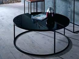 black walnut tables for and white tablescape ideas copper small round coffee table glass top
