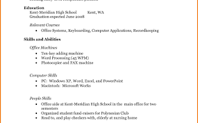 Teenage Resume For First Job Cover Letter How To Write Resume For First Job Cv Rare Teens Creat 69