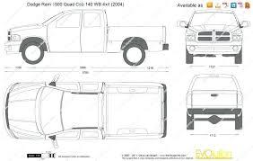Dodge Ram 1500 Truck Bed Dimensions Coffeenet Com Co