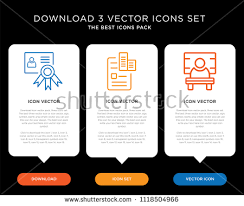 Orange Resume Design Template - Download Free Vector Art, Stock ...