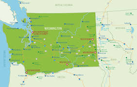 Washington State Mileage Chart Travel Guide Admissions Washington State University