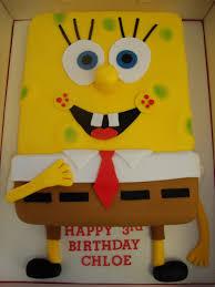 Spongebob Cake Celebration Cakes Cakeology