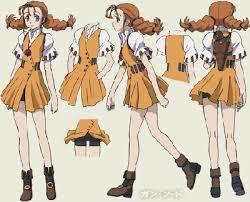 Wendy Garrett - Character (15799) - AniDB