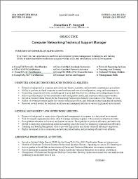 Resume Formates Custom Technical Support Resume Examples Technical Support Resume Samples