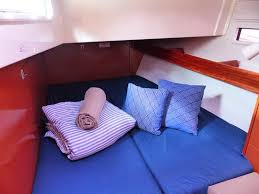 luxury bedroom furniture purple elements. Third Element Luxury Charters: One Of Our 4 Cabins On Board, We Have A Luxury Bedroom Furniture Purple Elements