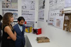 GAU Interior Design Department Exhibition Opens