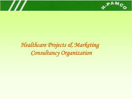 Ppt Healthcare Projects Marketing Consultancy