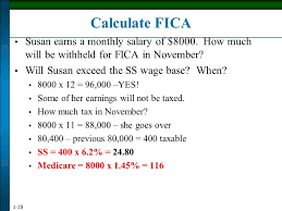 Calculate Monthly Paycheck Chapter 9 Payroll Mcgraw Hill Irwin Ppt Download