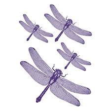 Dragonflies Wall Decor Dragonflies Komar Freestyle Wall Decal Wall Decals At Hayneedle