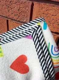 baby blanket diy custom baby blanket custom fleece fabric blanket fabric