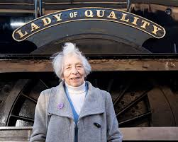 The 120mph Saint We welcomed Myra Blair... - Didcot Railway Centre |  Facebook
