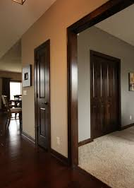 top 25 best dark wood trim ideas on wood molding lovable dining room paint colors dark wood trim