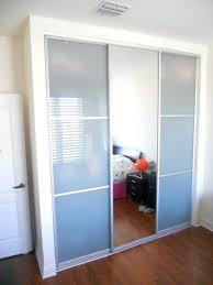 wardrobe winsome small sliding closet doors sliding wardrobe