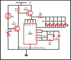 solar powered led light circuit diagram and schematic design Led Circuit Diagrams led christmas lights circuit diagram and working led circuits diagrams