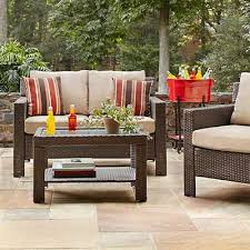 Excellent Winsome Tile Flooring Under Outdoor Patio Furniture