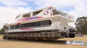 Pictures Of Houseboats Platinum Indulgence Houseboat Build All Seasons Houseboats