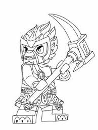 Small Picture Lego Chima Prince Laval Ready to Fight Coloring Pages Batch Coloring