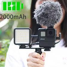 Đèn LED Quay Video USB 5500K Có Thể Điều Chỉnh Độ Sáng Baoblaze Để Chụp Góc  Thấp/Đèn LED Nhiều Màu Chụp Ảnh Quay Phim Chân Dung Sản Phẩm