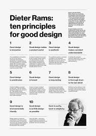 Dieter Rams Ten Principles For Good Design Book Pdf Pin By Peter Holden On Dieter Rams Design Quotes Design