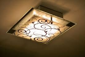 unique ceiling lighting. Image Of: Unique Flush Ceiling Lights Square Designs Lighting E