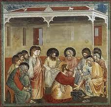Lavanda dei piedi (Giotto) - Wikiwand