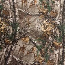 realtree camo cotton xtra twill fabric