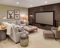Basement Living Room Ideas Simple Design