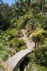 botanical gardens orange county secret tropical garden tour a labor of love for late on