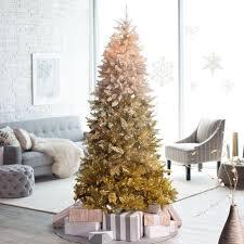 Jaclyn Smith 65u0027 Cashmere Carolina Spruce Tree  KmartPre Lit Spruce Christmas Tree